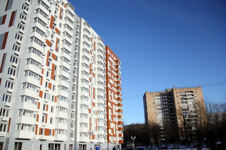 Объем продаж в Новой Москве вырос на 47%