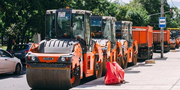 Власти Самары нашли средства для ремонта дорог