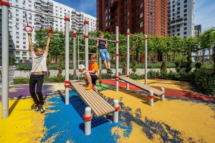 Топ-7 жилых комплексов Москвы со спортивной инфраструктурой