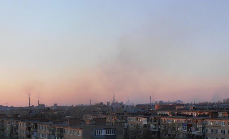 Режим «черного неба» сохраняется в Челябинске больше двух недель