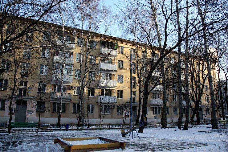 В Москве начались очередные реновационные переезды