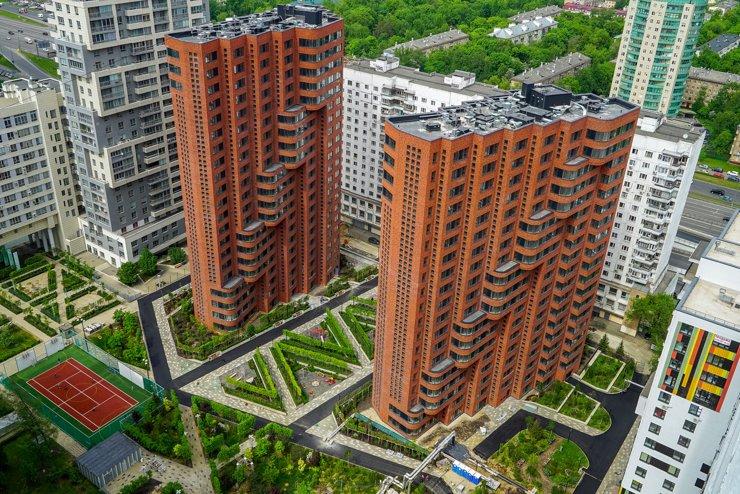 ЖК Wellton Park: город в городе в излучине Москва-реки