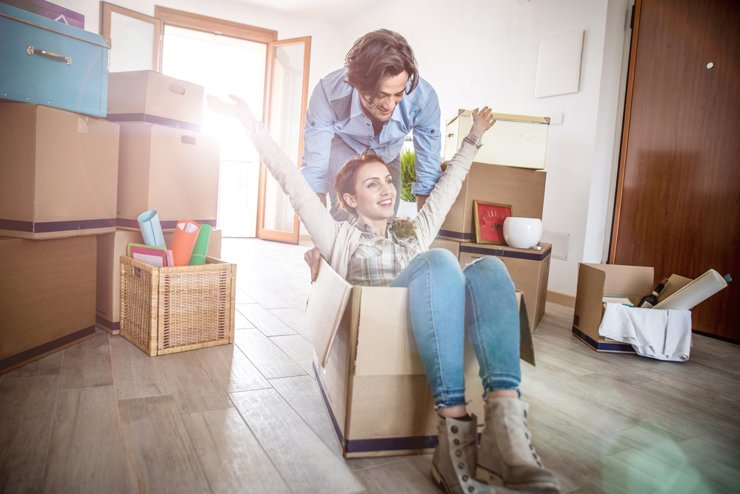 Как снять квартиру без посредника