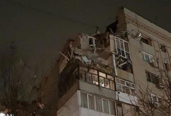 Взрыв газа разрушил 4 квартиры под Ростовым-на-Дону