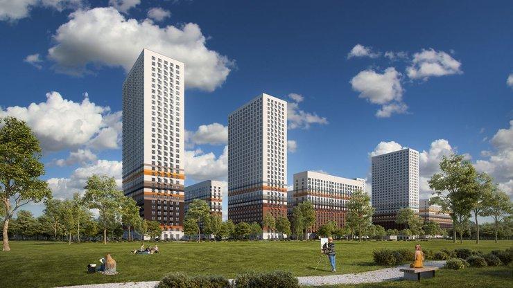 ПИК продала фонду реновации 212 тыс. кв. м жилья