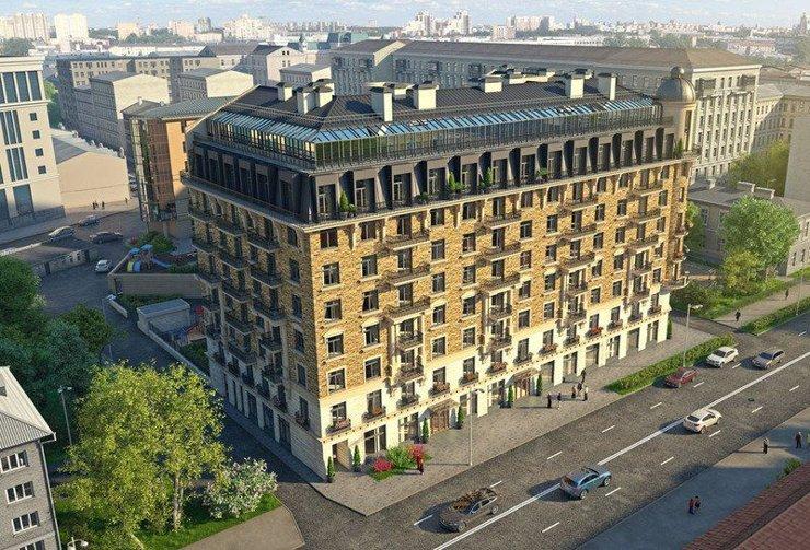 Продажи в новостройкахПетербургского регионав 2018 году росли быстрее, чем в Москве