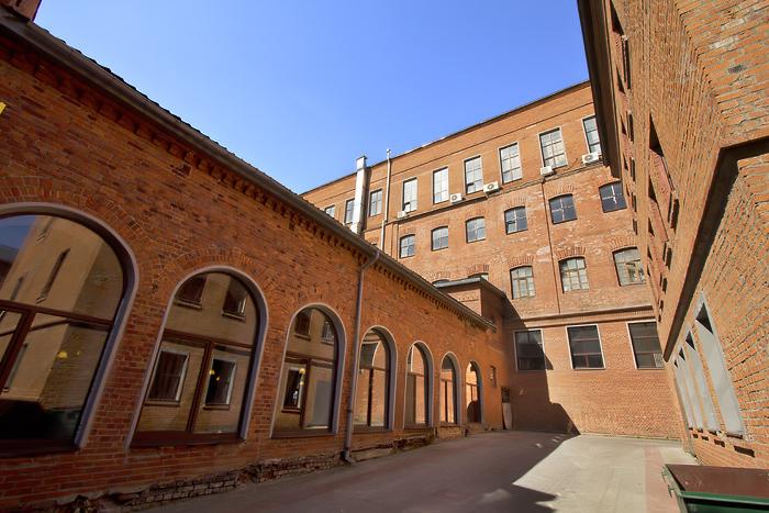 В Москве планируется реновировать промзону «Красный богатырь»