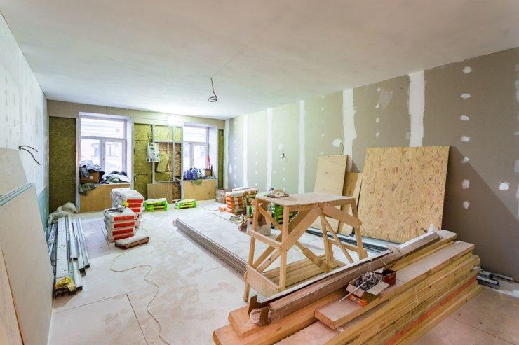 Как сделать ремонт под аренду?