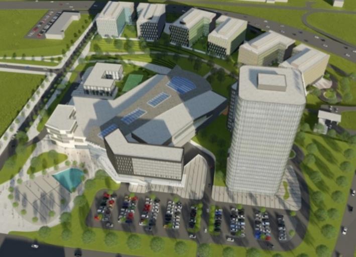 На месте завода в Самаре появится новый IT-парк