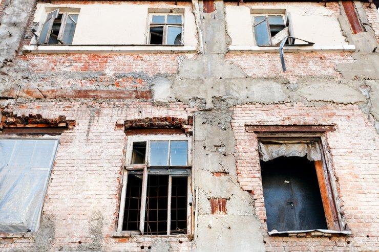 Аварийное жилье Москвы: слово есть, а дома нет?