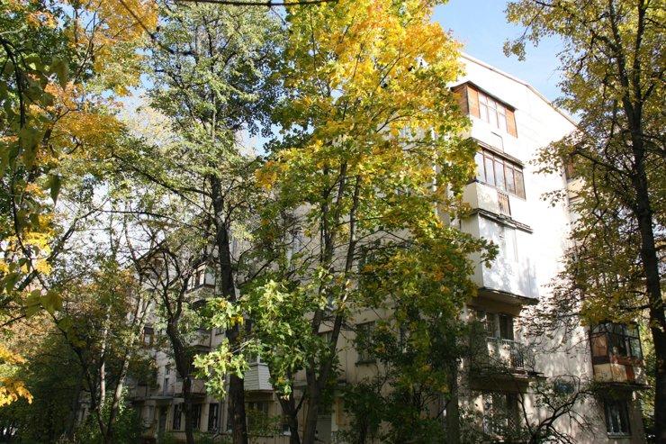 СМИ выявили в Москве сотни домов под снос
