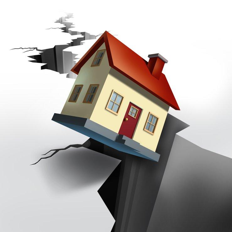 Сосед сделал потолок: пол уходит из-под ног