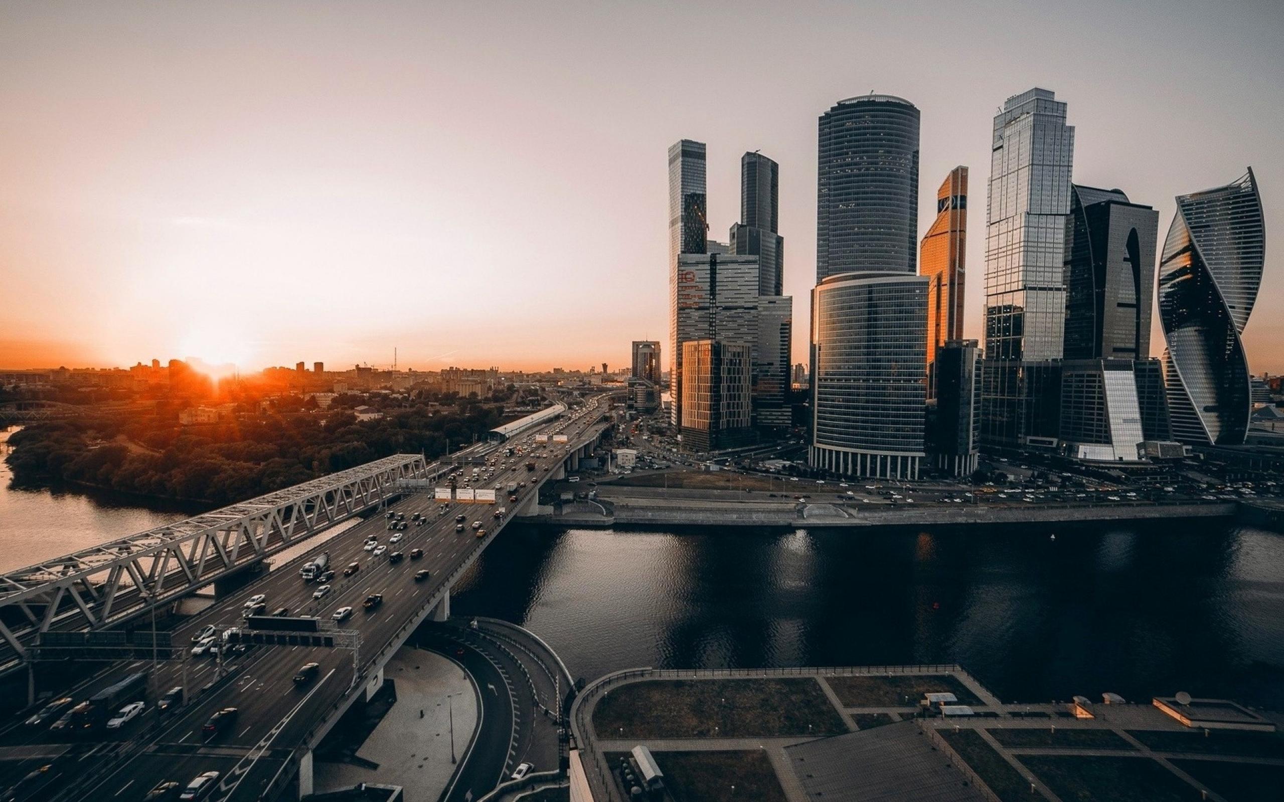 Федеральные чиновники переедут в «Москва-Сити»