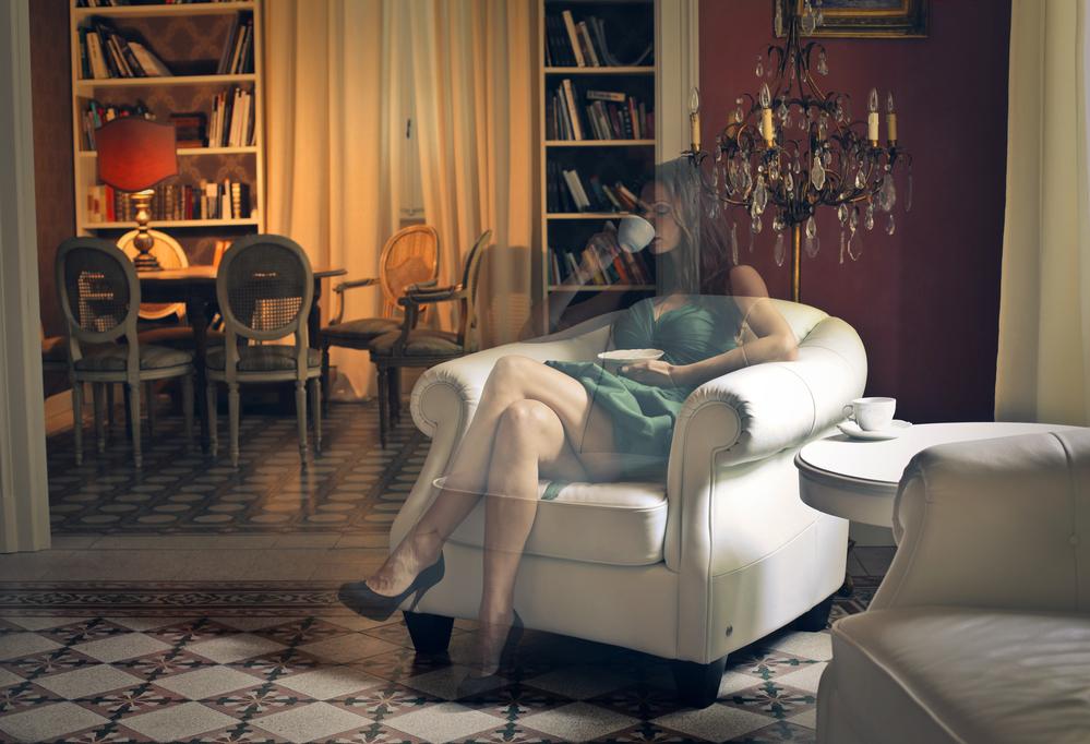 «Мертвые души» в квартире. Что делать?