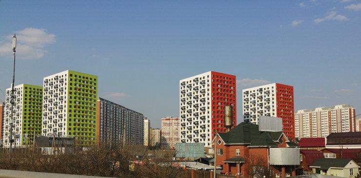 Не резиновая. Что ждет переуплотненную Москву?