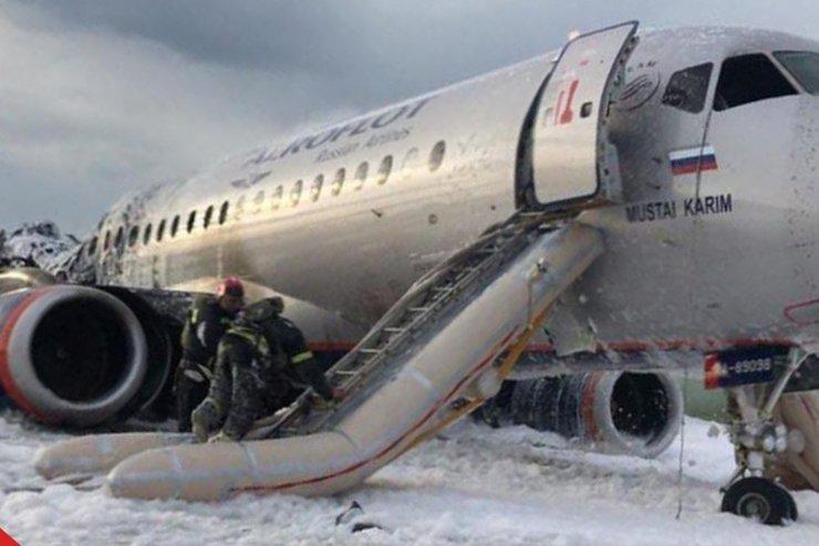 В Шереметьеве проведут масштабные проверки после авиакатастрофы