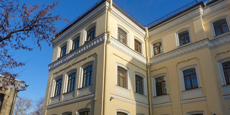 Здание Филаретовского женского епархиального училища признали памятником архитектуры