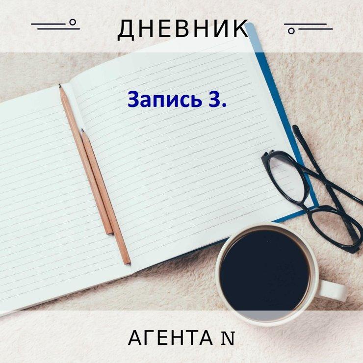 Дневник агента N. Запись 3. Про кошку, суд и электронную регистрацию