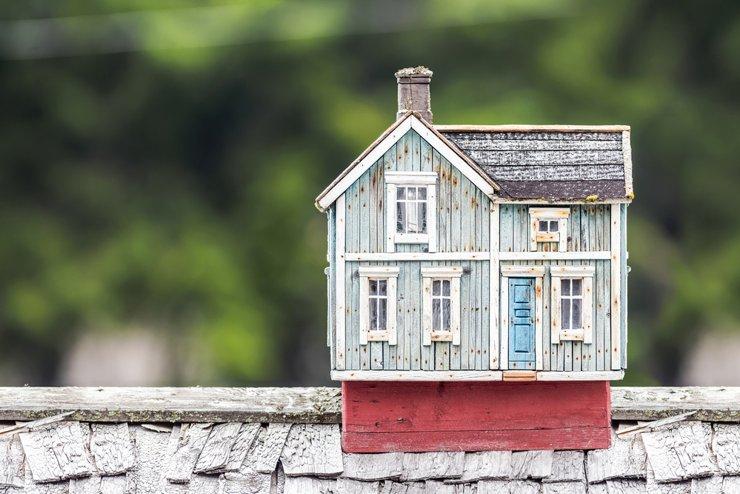 Не более трети сельского жилья обеспечено коммунальными услугами