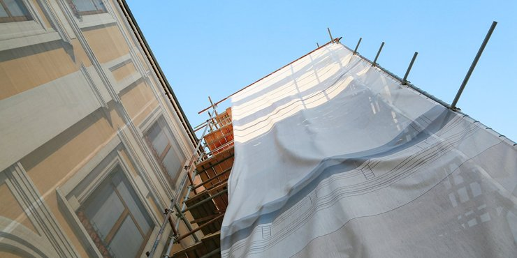 В Хамовниках восстановят доходный дом XIX века