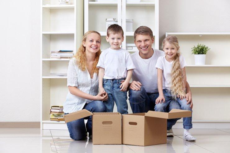 Семьям с детьми гарантируют льготную ипотеку