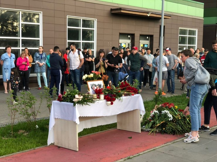 Жители Путилково, где убили спецназовца ГРУ, винят власти в халатности