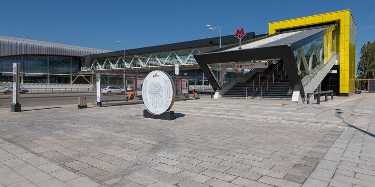 Открыты четыре станции Сокольнической линии метро