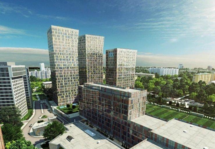 Сдачу долгостроя Sky House в центре Москвы перенесли