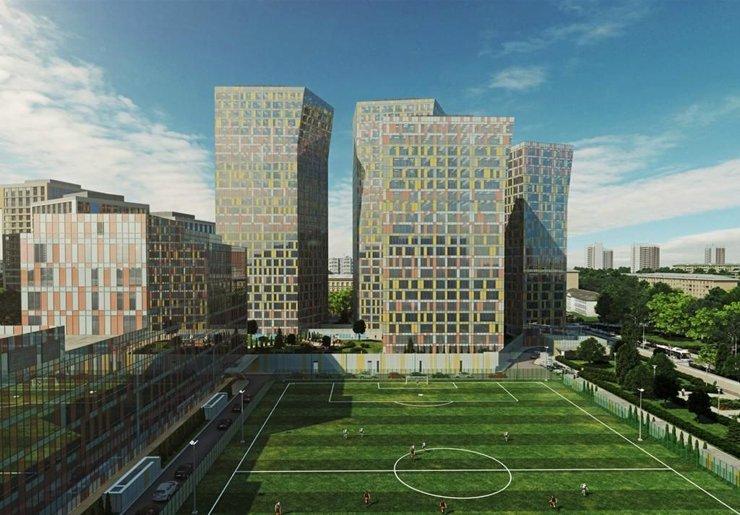 Capital Group завершит долгострой  Sky House на Якиманке