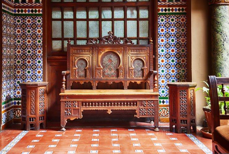 Марокканская сказка в российских квартирах