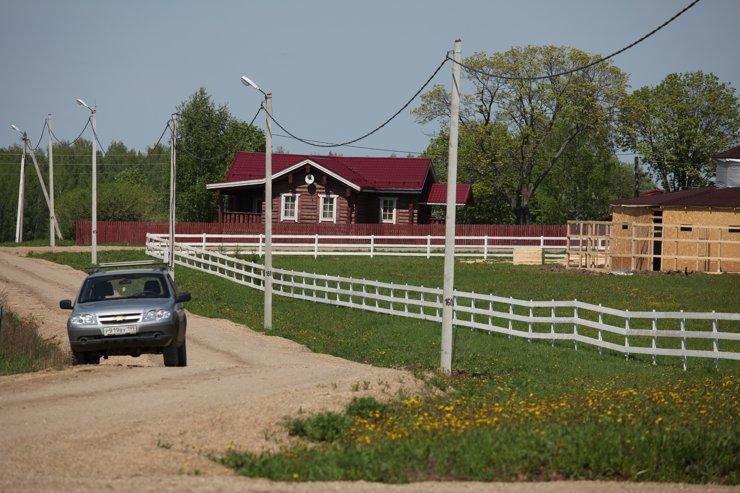 Дороги к садовым участкам построят на бюджетные средства