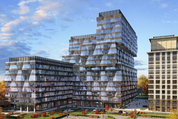 «Почта России» может переехать в новый бизнес-центр