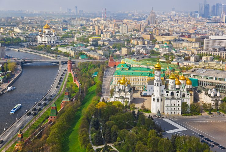 Самые дорогие «однушки» в центре Москвы