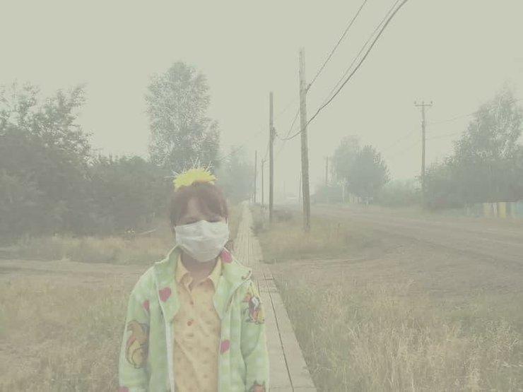 Минздрав рассказал, как защититься от смога