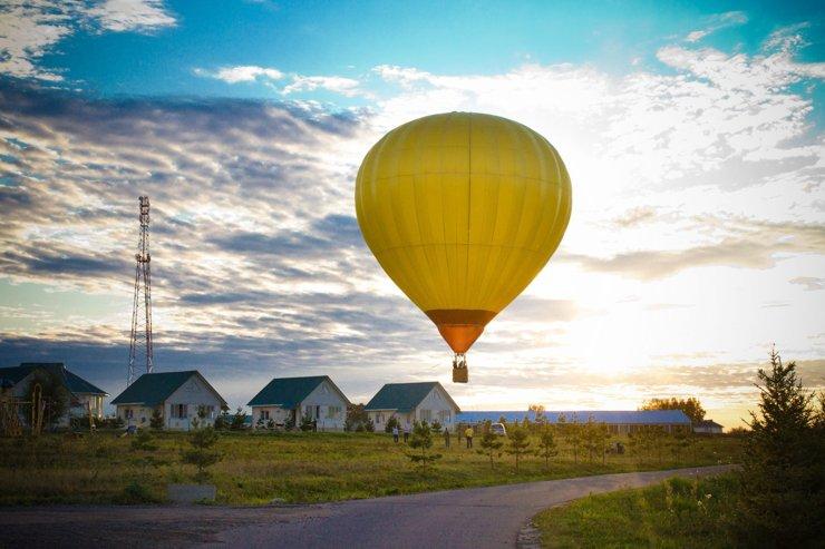 Дмитровка: коттеджные поселки для активного отдыха