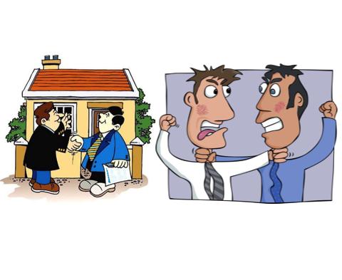 Продажа на грани нервного срыва (Риски продавцов)