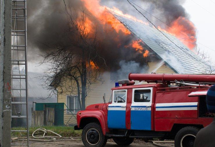 Как уберечь дом от пожара?