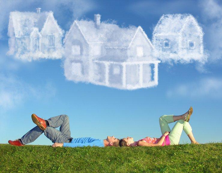 Только 35% российских семей могут выплачивать ипотеку