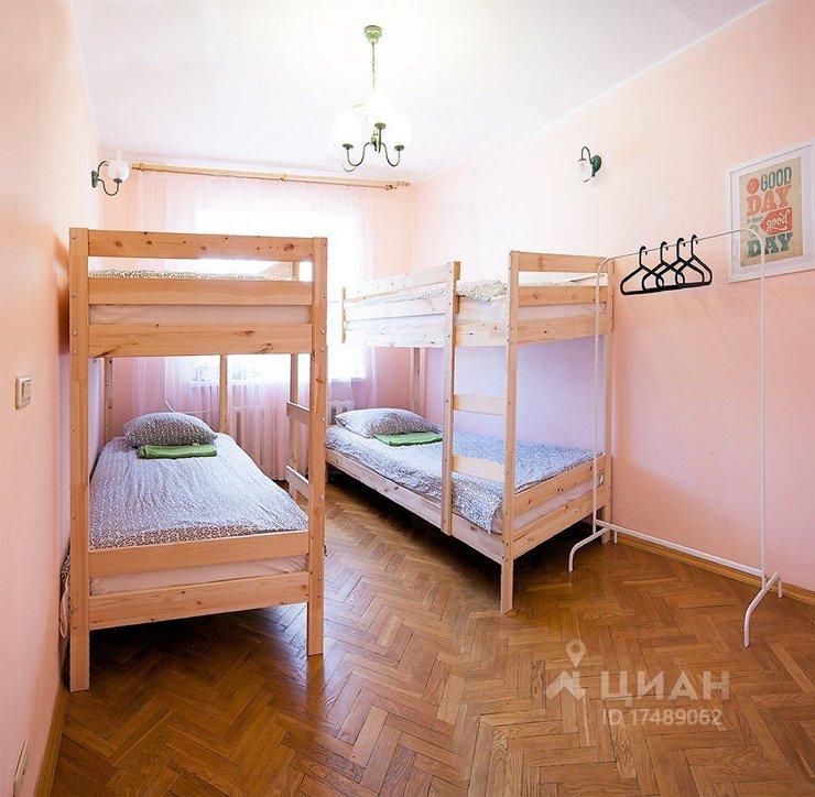 Хостелы сдают номера под видом комнат, чтобы обойти запрет
