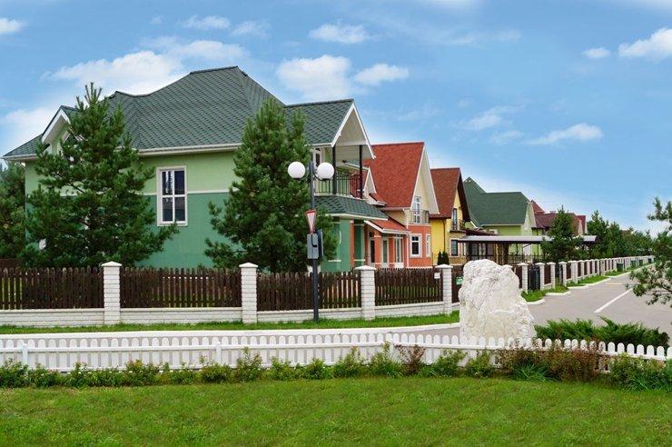 Шесть готовых поселков по Новорязанскому шоссе