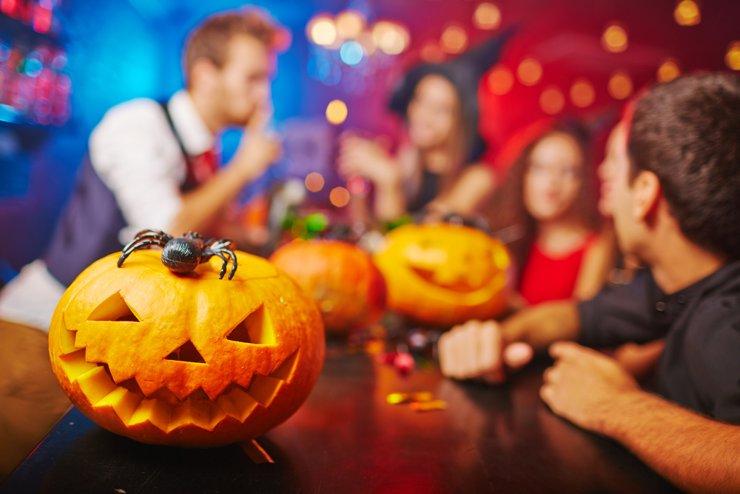 Настроение «Хэллоуин»
