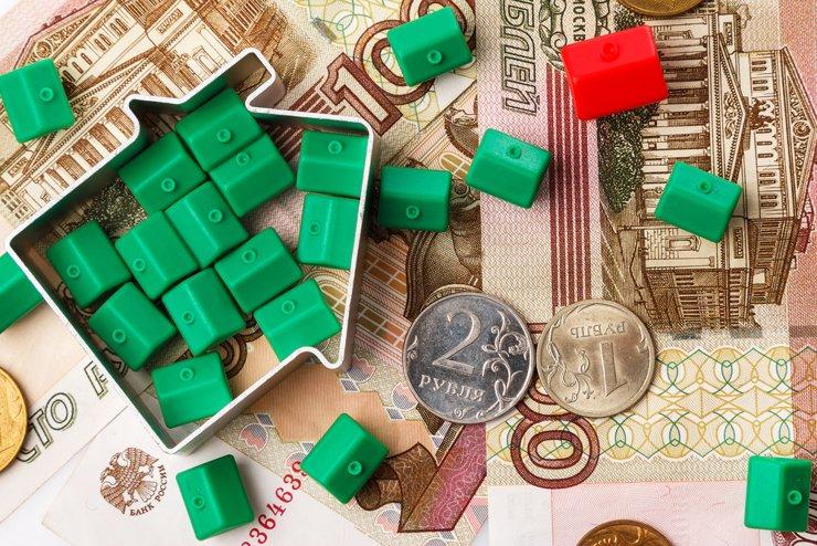 В России снизился объем выдачи ипотеки