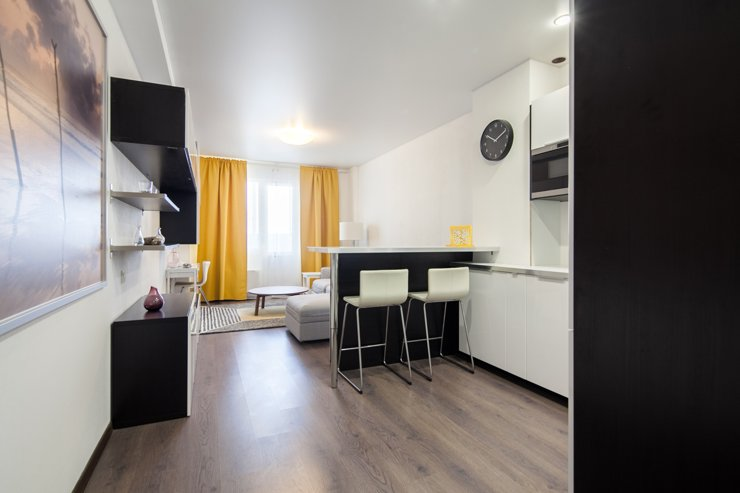 Как создать уют в квартире размером с кладовку