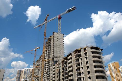Больше всего жилья строят в Подмосковье, Москве и Краснодарском крае