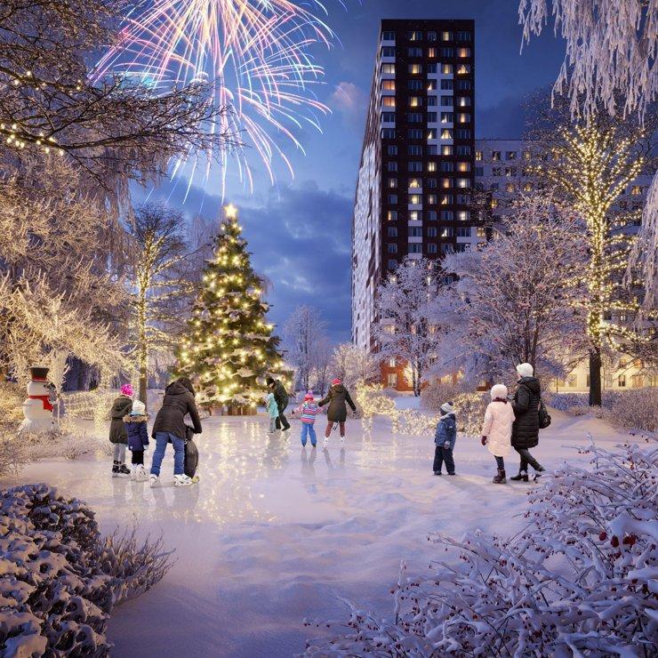 Стоит ли покупателям квартир верить в новогодние чудеса?