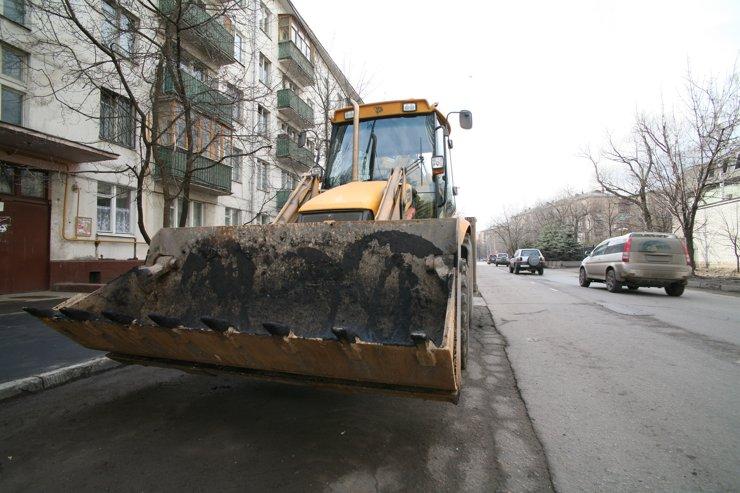 Москвичи жалуются, что у них незаконно забрали землю под реновацию