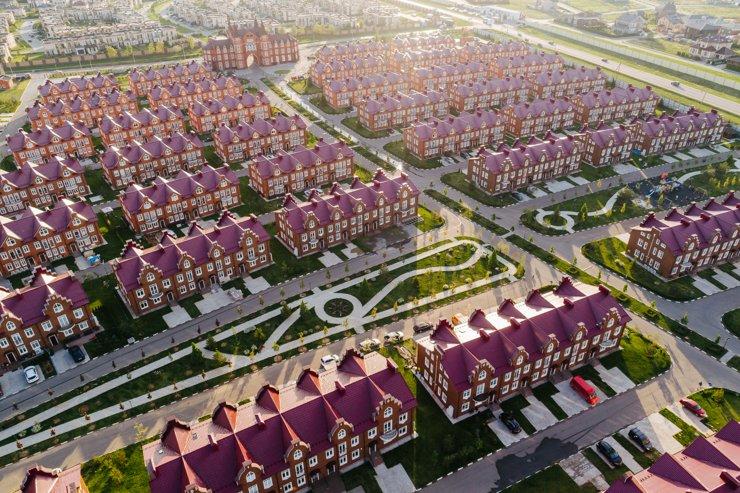 Устойчивые тренды на загородном рынке недвижимости