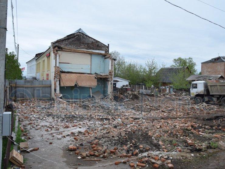 Вынесен приговор за снос объекта культурного наследия в Боровске