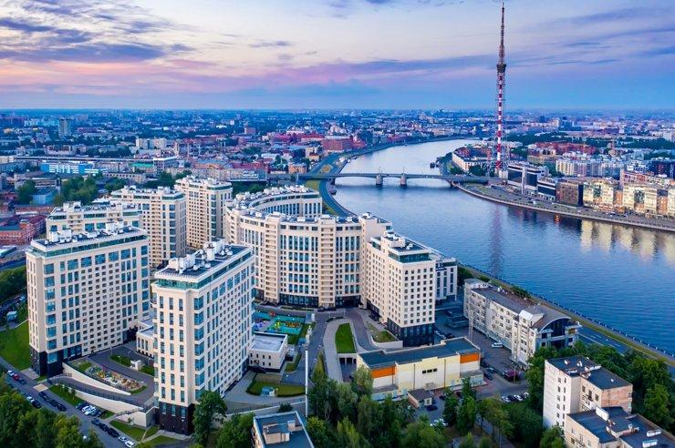 Районы, кварталы: подбираем место для жизни в Петербурге