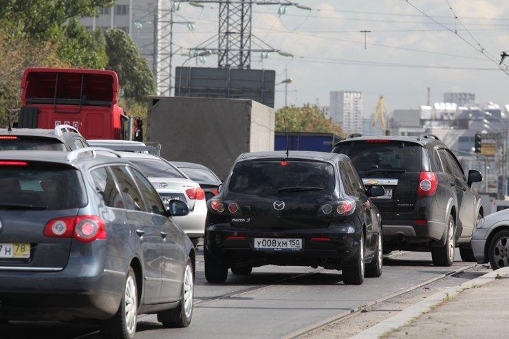 Москва входит в тройку мегаполисов мира, лидирующих по темпам строительства дорог